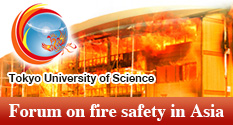 Forum on fire safety in Asia