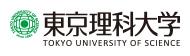 東京理科大学ロゴ画像1